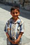 Another young boy in Hama