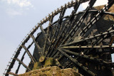 Nouri, a giant medieval waterwheel used for irrigation