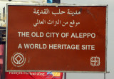The Old City of Aleppo - A World Heritage Site