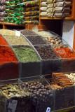 Spices, Souq al Atarin, Aleppo