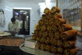 Arabic sweets, Aleppo souq