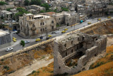 Ruins of the North Tower, Citadel of Aleppo