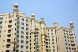 Shoreline Apartments, trunk of Palm Jumeirah