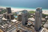 View from the Grosvenor House, Dubai Marina