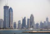 Dubai Marina from Palm Jumeirah