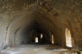 Large vaulted chamber, Marqeb Castle