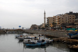 Tartous harbor and waterfront