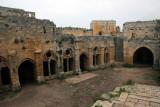 Upper Courtyard, Qalaat al-Hosn