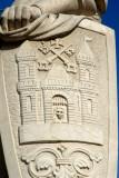 Roland's shield, Riga