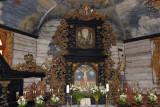 Church of Renda parish, Kuldiga district 1704-05
