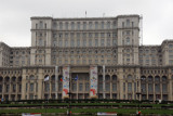 Casa Poporului, Bucharest - 2nd largest office building in the world 3.8 million sq ft