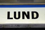 Lund, a historic city in Skåne, southern Sweden