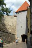 Pikk Jalg - Long Leg Gate Tower, 1380, Tallinn