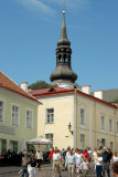 Tower of Dome Church, Toompea
