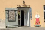 Souvenir shop, Toompea Hill, Tallinn, Estonia