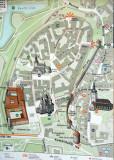 Map of Toompea Hill, Tallinn
