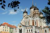 Alexander Nevsky Cathedral, Toompea Hill, Tallinn