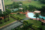 View from the Hyatt Regency, Calcutta