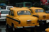 Calcutta taxis