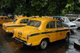 Ambassador Classic taxi, Calcutta