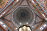 Jumeirah Mosque interior dome