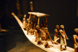 Wooden boat, 11-12th Dynasty ca 2050-1850 BC
