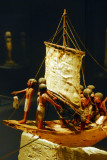 Boat from the tomb of Wadjet-hotep at Sedment ca 2150-2050 BC