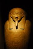 Basalt sarcophagus, 25-30th Dynasty ca 712-332 BC