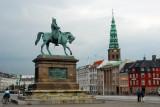 Frederik VII - Christianborg Slotsplads, Købebhavn