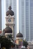 Kuala Lumpur - historic center
