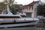 MV Malaysia Express 1, Melaka
