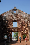 Ruins of the Church of St. Paul, Malacca