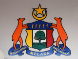 Coat-of-Arms, Melaka, Malaysia (Malacca)