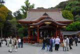 Tsurugaoka Hachiman-gu, 12th Century Shrine dedicated to the Shinto war god, Kamakura