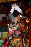 Japanese bride, Kamakura