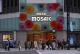 Mosaic, Ginza