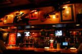 Bar of the Hard Rock Cafe, Tokyo-Roppongi