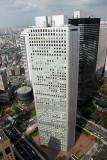 Tokyo City Hall Observation Deck