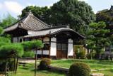 Small shrine in a Kyoto cemetery (N34 59 39.38/E135 46 47.14)