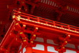 Detail of the Sai-mon/Ro-mon gate, Kiyomizu-dera