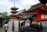 Fountain, Kiyomizu-dera Temple, Kyoto