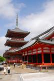 Sanjunoto pagoda, Kiyomizu-dera, Kyoto
