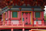 Detail of the Sanjunoto pagoda, Kiyomizu-dera