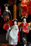 Expensive Japanese dolls, Kyoto