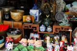 Ceramic shop, Sannen-zaka, Kyoto