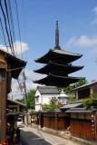 Yasaka Pagoda, Higashiyama-ku, Kyoto