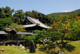 Kaisan-do Hall and garden of Kodai-ji Temple, Higashiyama-ku, Kyoto