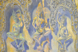Ceiling painting, Chan Chaya Pavilion