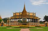Chan Chaya Pavilion, Phnom Penh Royal Palace