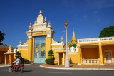 Victory Gate to the Royal Palace, Phnom Penh